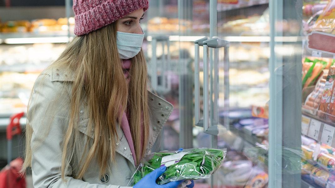 Coronavirus: Ansteckung über Oberflächen vermeiden
