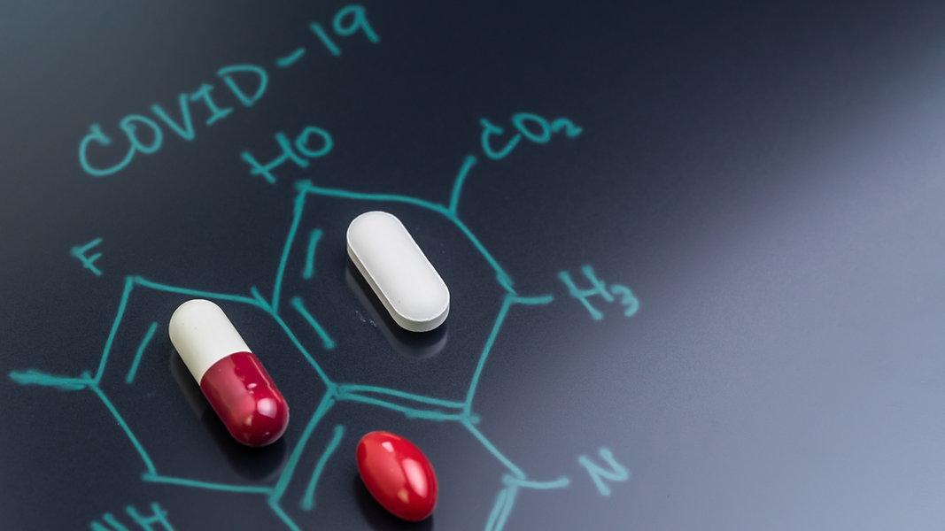 corona malaria medikament