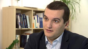 """Mit seinem Blog """"Kremlin Watch"""" will Jakub Janda über gezielte Fehlinformationen aufklären."""
