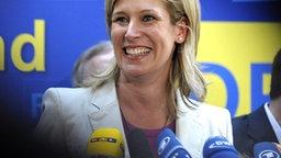 Silvana Koch-Mehrin, FDP © dpa - Bildfunk Fotograf: David Ebener