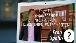 Frag Spahn © NDR