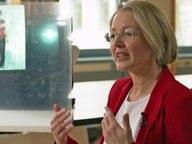 Annette Ramelsberger, Gerichtsreporterin Süddeutsche Zeitung  Foto: Screenshot