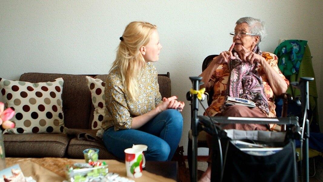 Meine 92-jährige Mitbewohnerin | NDR.de - Fernsehen