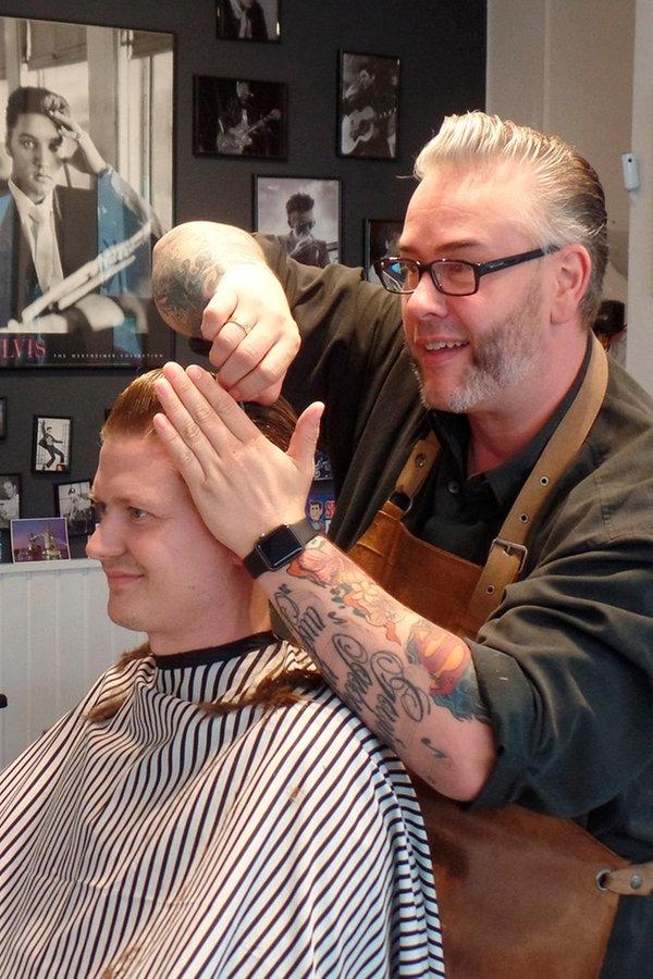 King Barber Kiel