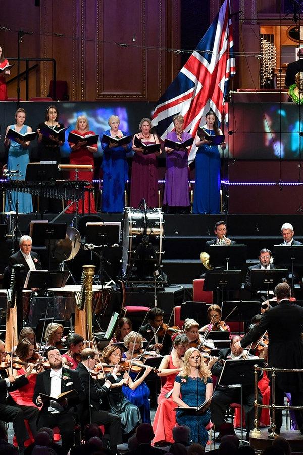 Last Night Of The Proms 2021 Fernsehen