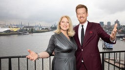 Birgit Hahn und Sebastian Winkler © NDR/Morris Mac Matzen