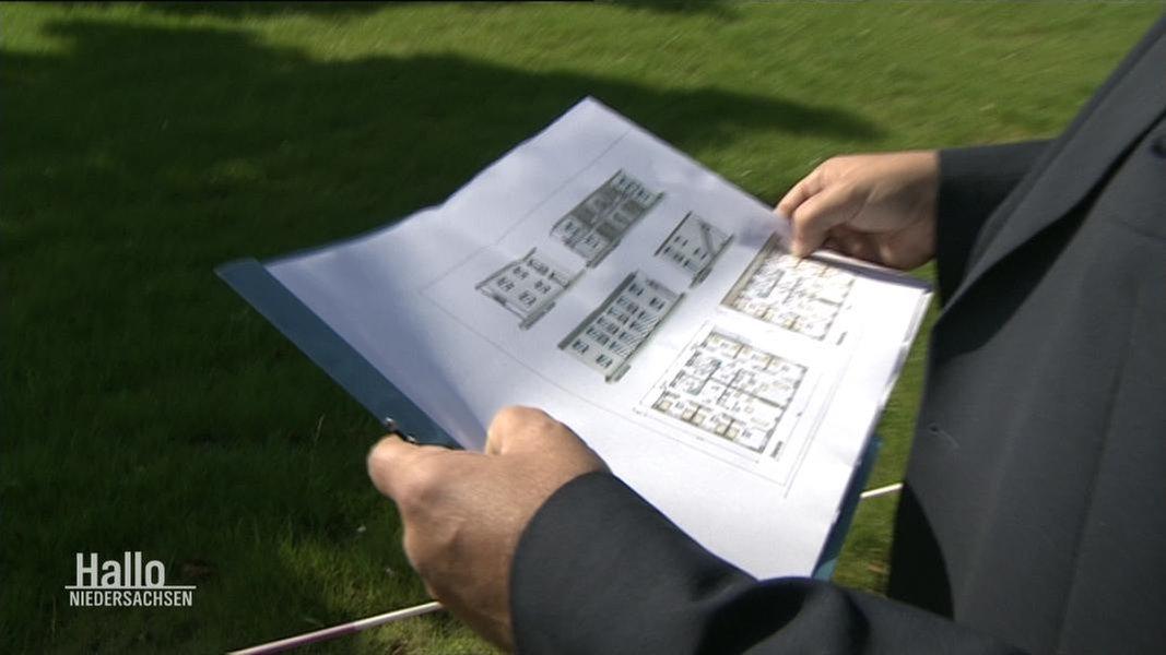 genossenschaft plant h user f r fl chtlinge fernsehen sendungen a z hallo. Black Bedroom Furniture Sets. Home Design Ideas