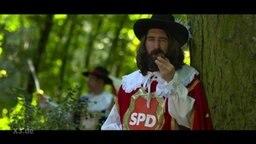 SPD Musketier am Baum