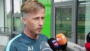 VfL-Trainer Andries Jonker im Interview