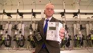 Realer Irrsinn: Neue digitale Stromzähler
