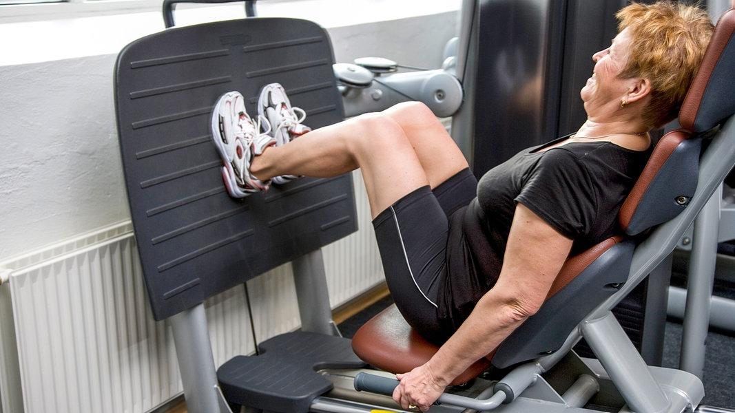 Preha: Wie Training vor einer OP hilft - NDR.de