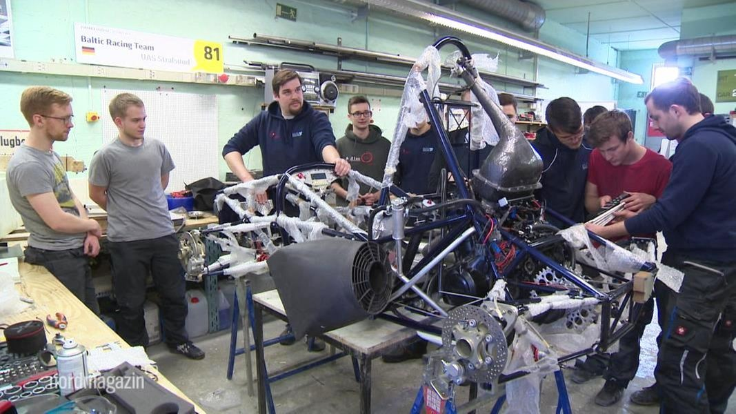 20 Jahre Motorsport an der Hochschule Stralsund