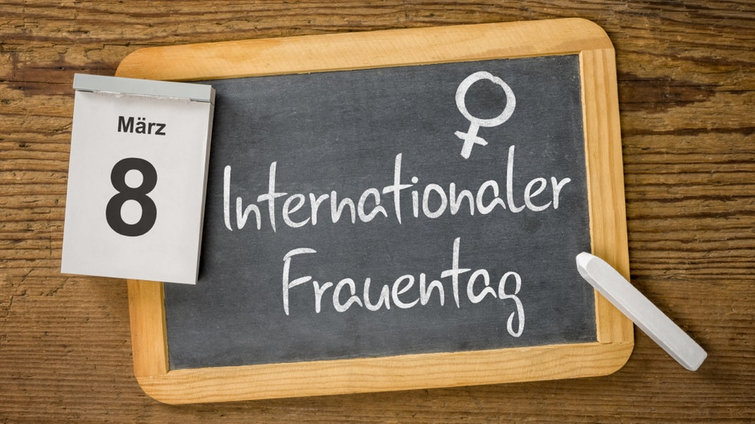 8. März: Frauen feiern weltweiten Feiertag