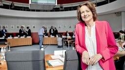 Dagmar Freitag, Vorsitzende des Sportausschusses im Bundestag © picture alliance/dpa Foto: Christoph Soeder