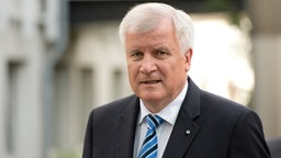 Der bayerische Ministerpräsident Horst Seehofer © picture alliance/dpa Foto: Sven Hoppe
