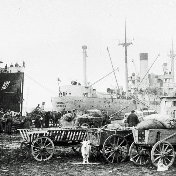 Flucht Aus Ostpreussen Letzter Ausweg Uber Die Ostsee Ndr De Geschichte Chronologie Kriegsende