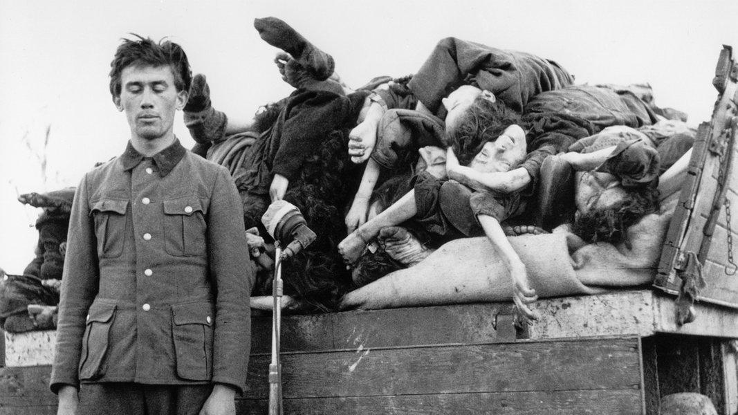 """KZ Bergen-Belsen: """"Nichts als Leichen, Leichen, Leichen"""""""