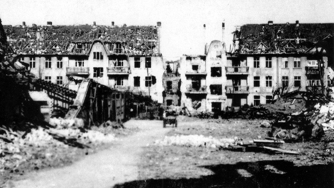 Swinemünde 1945