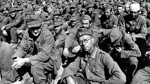 April 1945: Die Rote Armee dringt in den Nordosten vor   NDR.de -  Geschichte - Chronologie - Kriegsende