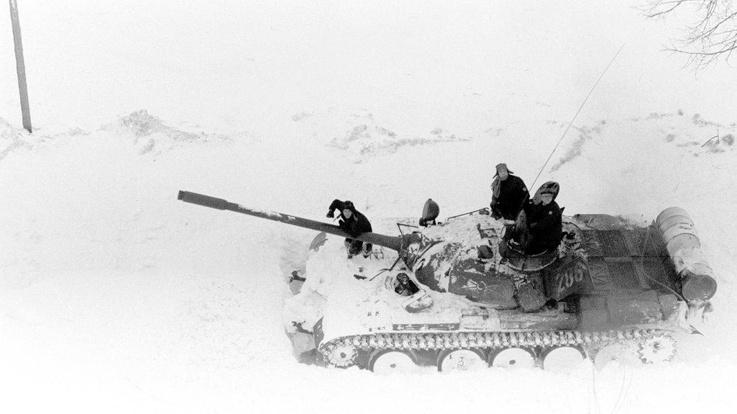 Jahrhundertwinter: Die Schneekatastrophe im Winter 1978/79