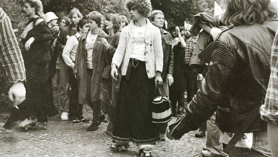 Pictures from the history of the CSD in HH Photo: Chris Lambertsen