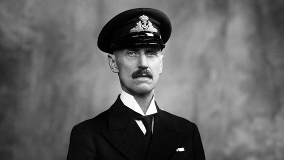 König Haakon VII. im Porträt © Picture-Alliance / Mary Evans Picture Library / ILLUS