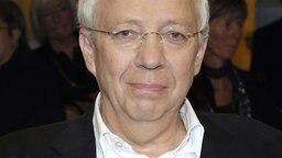 Hans-Jürgen Börner © dpa - Report