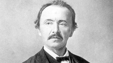 Heinrich Schliemann um 1880 © picture-alliance / akg-images