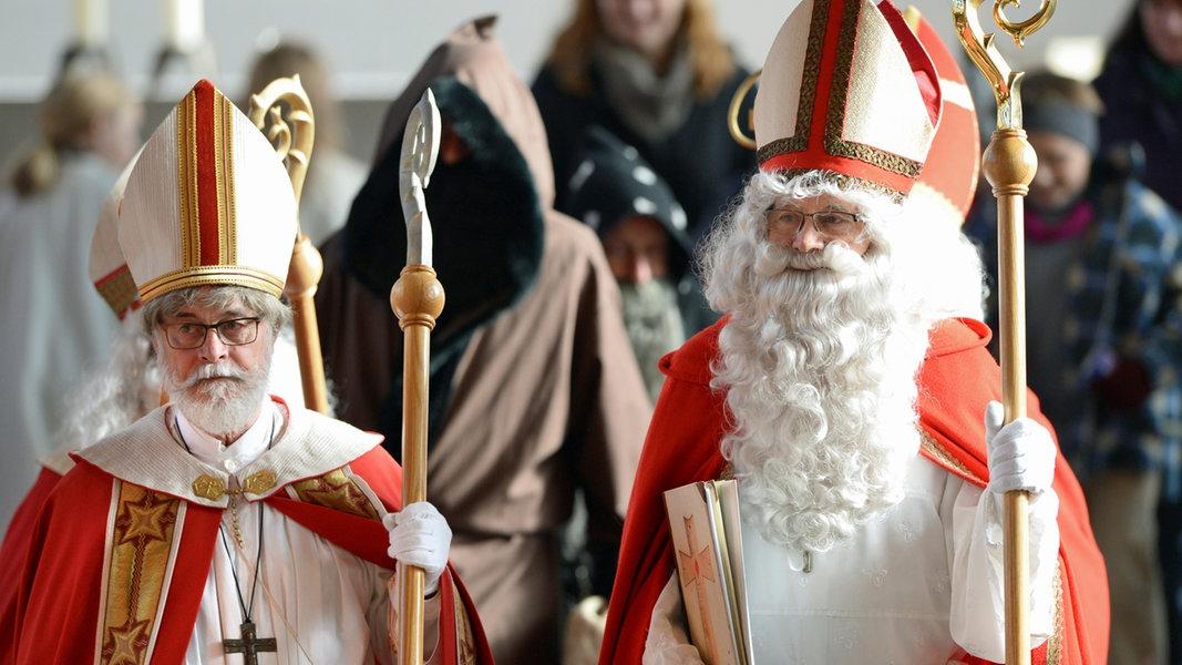 In Welcher Stadt War Der Heilige Nikolaus Bischof