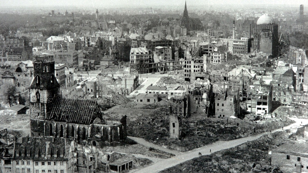 Lübeck 2 Weltkrieg