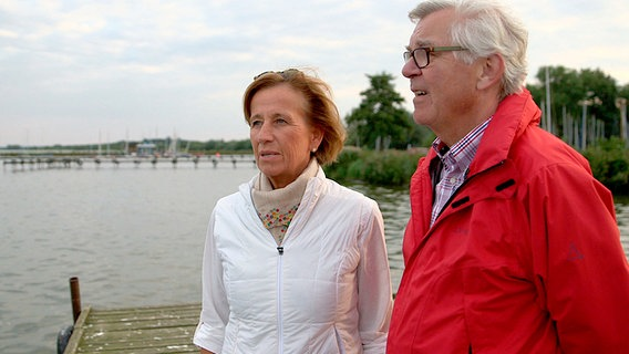 Christine und Franz Grimme. © © NDR/ECO Media