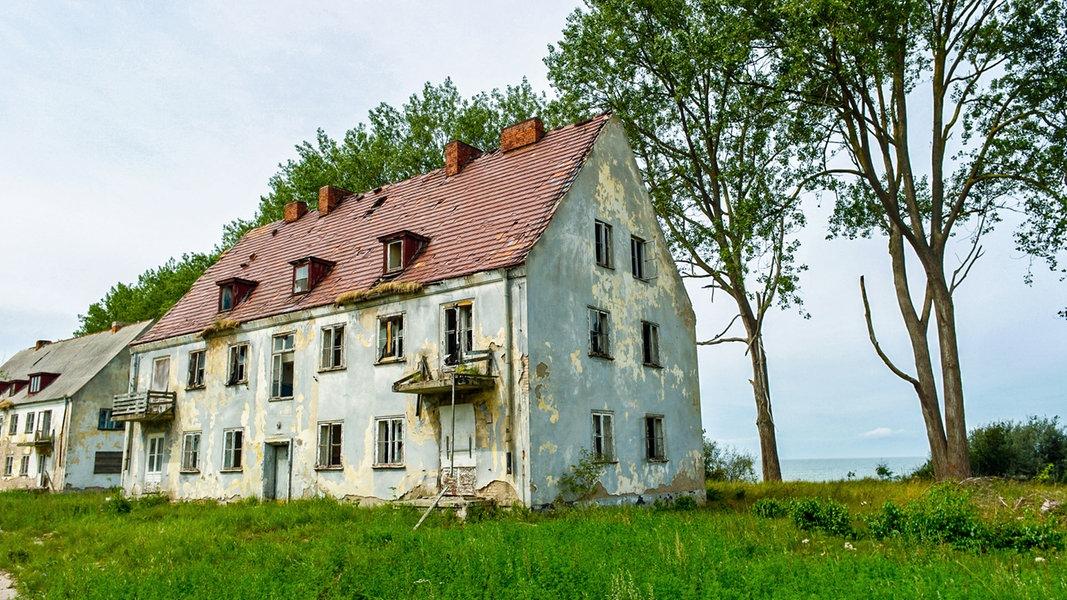 Wustrow Geisterstadt