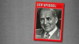 """Die """"Spiegel""""-Ausgabe 41/1962: Bedingt abwehrbereit © Spiegel Verlag Foto: Spiegel Verlag"""