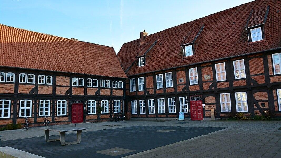 Nienburg: Skelett aus dem Mittelalter entdeckt