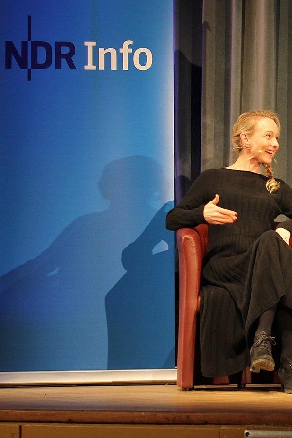 Katja Just im Gespräch