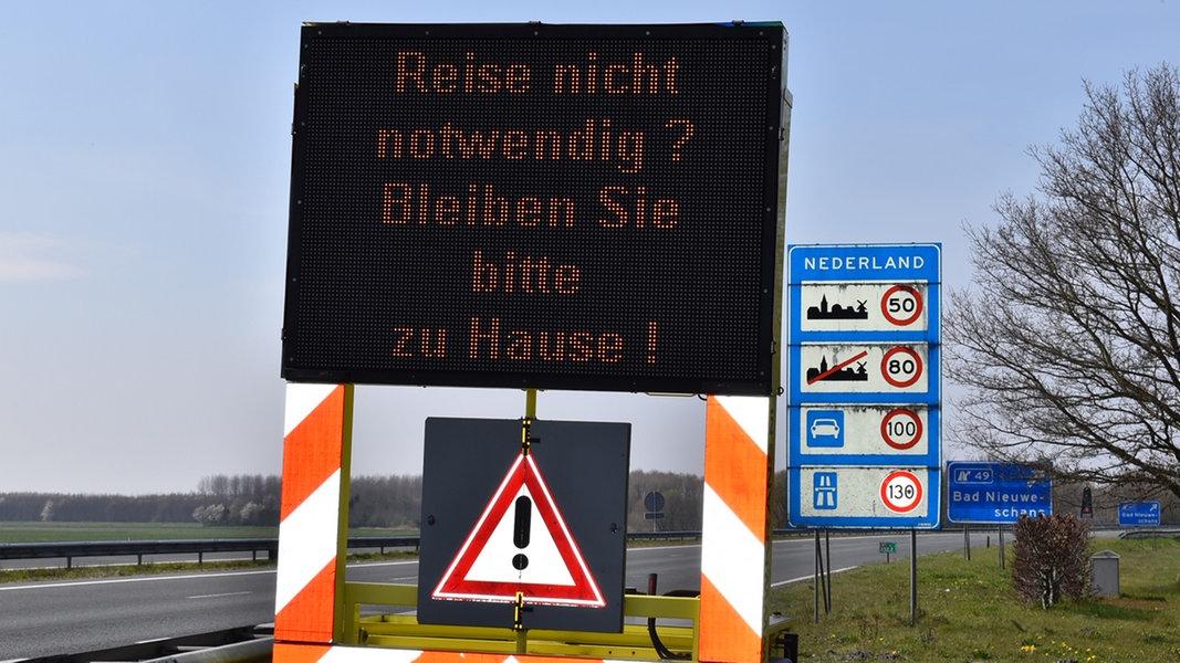 Grenze Deutschland Niederlande Offen