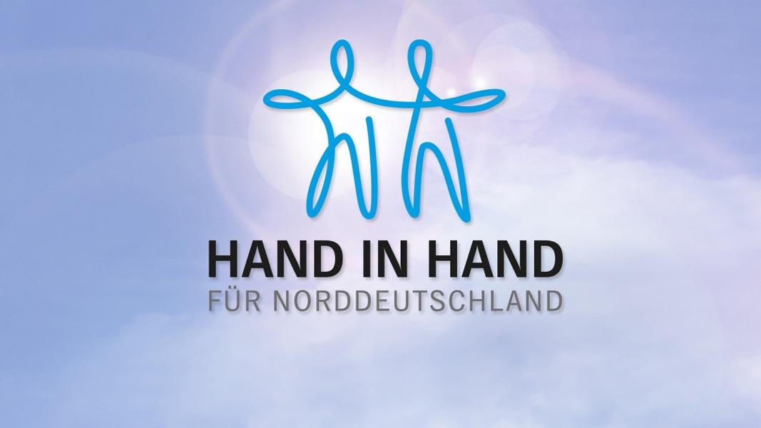 """NDR Benefizaktion """"Hand in Hand für Norddeutschland"""""""