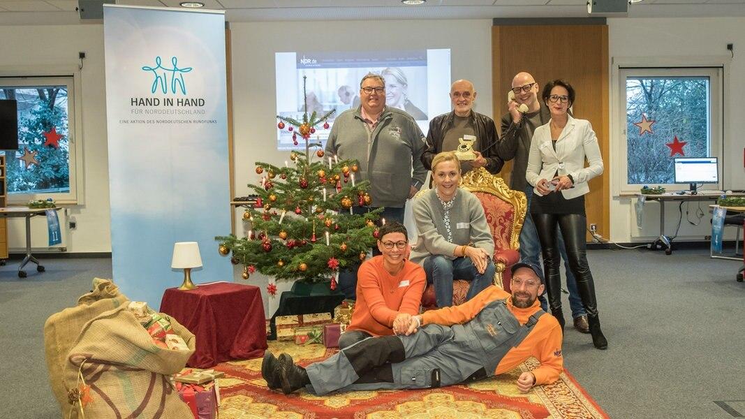 Hand In Hand Für Norddeutschland 2021 Spendenkonto