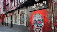 Die Clubs Headcrash und Pooca Bar in St. Pauli. © NDR Foto: Heiko Block