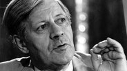 Helmut Schmidt © picture alliance Foto: UPI