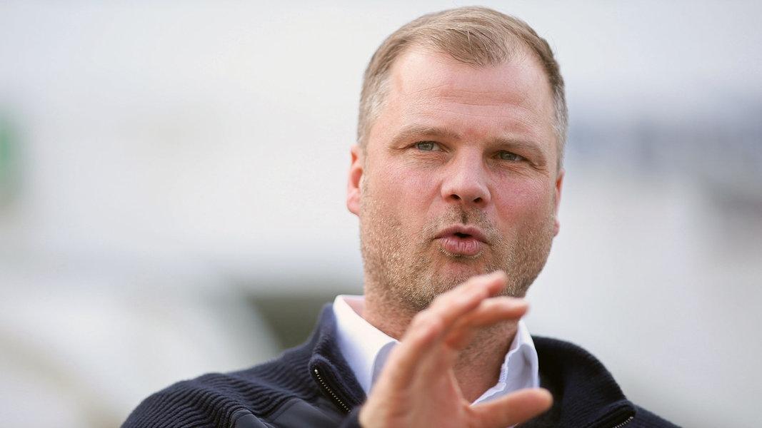 Holstein Kiel: Wohlgemuth weiter auf Trainersuche