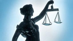 Justitia © Oleg Golovnev/Fotolia.com Fotograf: Oleg Golovnev