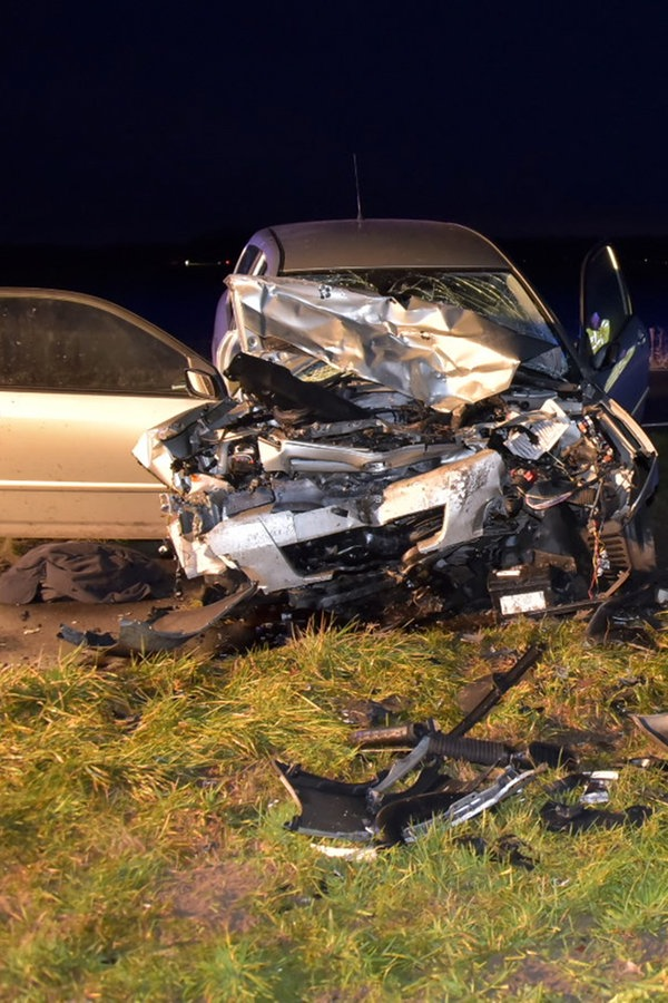 79-jährige Beifahrerin stirbt bei Kollision