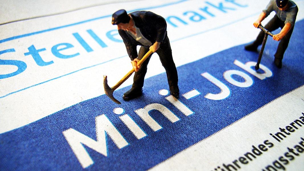 ärger Um Minijobs Arbeitgeber Ignorieren Mitarbeiter Rechte Ndr