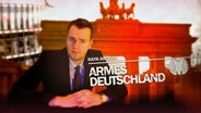 "Screenshot des YouTube-Kanals ""Armes Deutschland"" von Rayk Anders. © Rayk Anders/Screenshot"