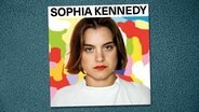 "Cover des Albums ""Sophia Kennedy"" von Sophia Kennedy. © Pampa Records (rough trade)"