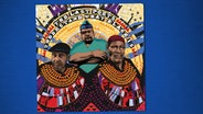 "Cover der CD ""Understand What Black Is"" von The Last Poets. © Studio Rockers/Groove Attack"