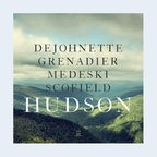 "CD-Cover: ""Hudson"" © Motéma"