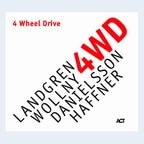 "CD-Cover ""4 Wheel Drive"" © ACT Music"