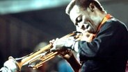 Miles Davis, Jazz-Musiker © picture alliance Foto: Binder
